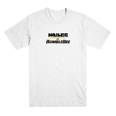 Hailee Steinfeld BUMBLEBEE MOTO TEE