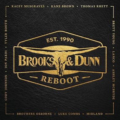 Brooks & Dunn Reboot Vinyl