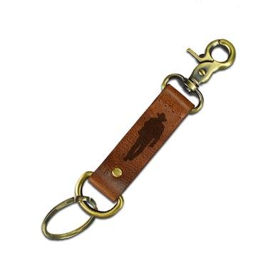 Kix Brooks Leather Key Keeper
