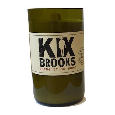 Kix Brooks KB Bring It Home Candle