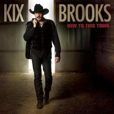 Kix Brooks New to This Town CD
