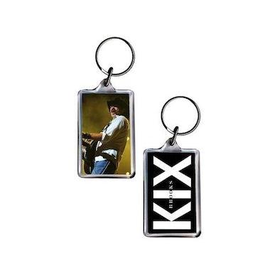 Kix Brooks Keychain