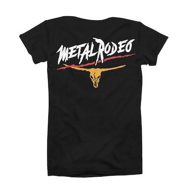 Kix Brooks Brooks & Dunn Metal Rodeo Tee