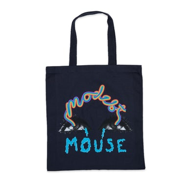 Modest Mouse Rainbow Vision Tote