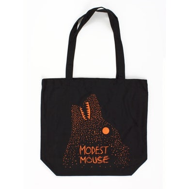 Modest Mouse Wolf Tote