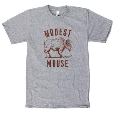 Modest Mouse Buffalo Heather Tee