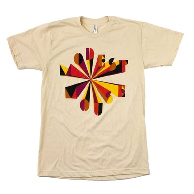 Modest Mouse Radiant Tee