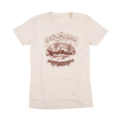 Modest Mouse Glacial Pace Logo Women's Tee