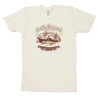 Modest Mouse Glacial Pace Logo Tee