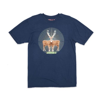 Modest Mouse Double Deer Tee