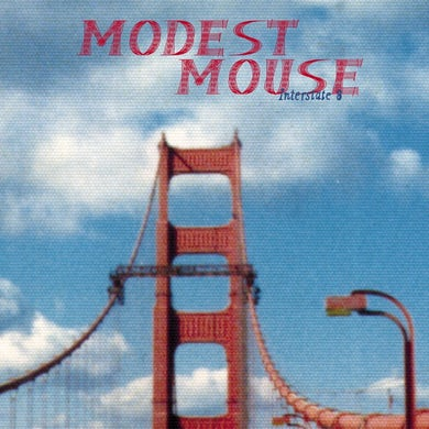 Modest Mouse Interstate 8 LP (Vinyl)