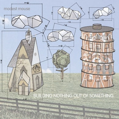 Modest Mouse Building Nothing Out Of Something LP (Vinyl)