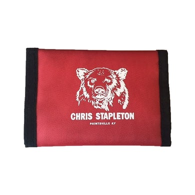 Chris Stapleton Bear Wallet