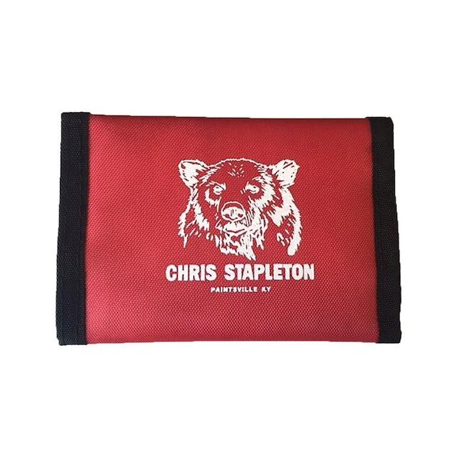 Chris Stapleton Stapleton Bear Wallet