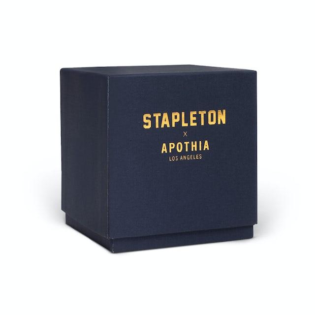 Chris Stapleton STAPLETON x APOTHIA Candle