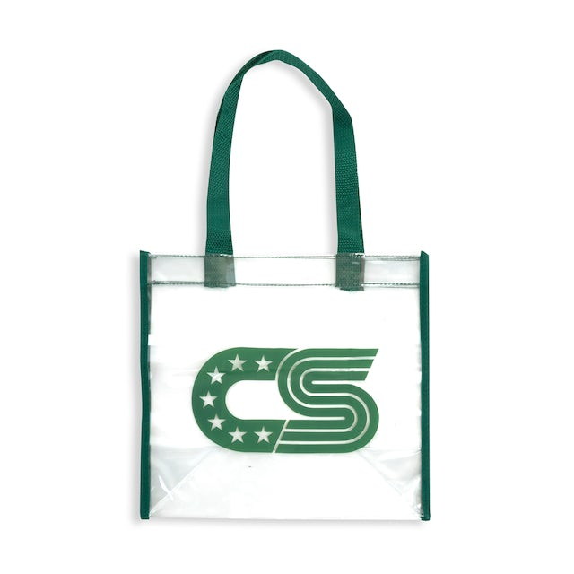 Chris Stapleton Venue-approved Stapleton Clear Tote