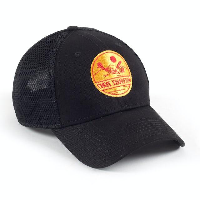 Chris Stapleton Black Roadrunner Trucker Hat
