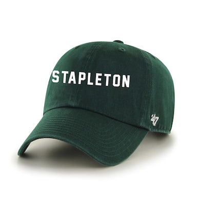 Chris Stapleton Green 47 Brand Dad Hat