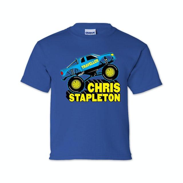 Chris Stapleton The Monster Truck Boys T