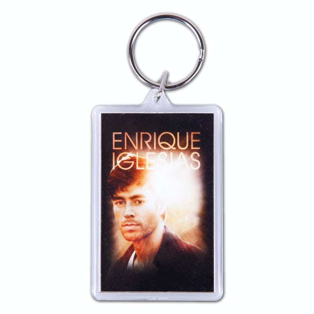 Enrique Iglesias Enrique Lens Flare Keyring