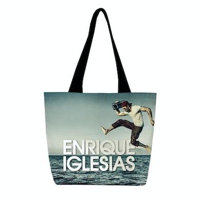 Enrique Iglesias   Radio Tote Bag