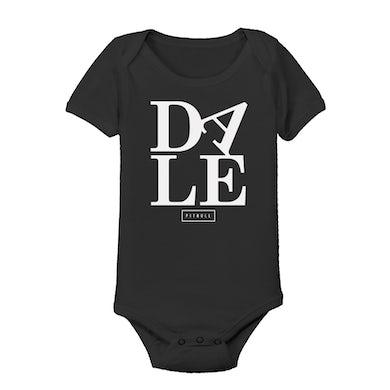 Pitbull Dale Infant Onesie