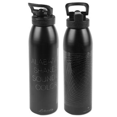 Alabama Shakes Water Bottle | Sound & Color