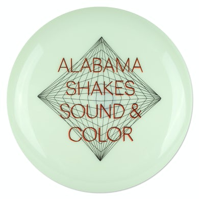 Alabama Shakes Frisbee | Glow in the Dark