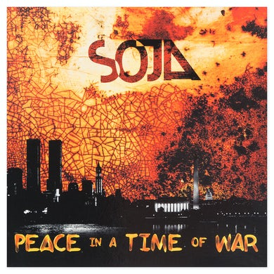SOJA - Peace In A Time of War CD