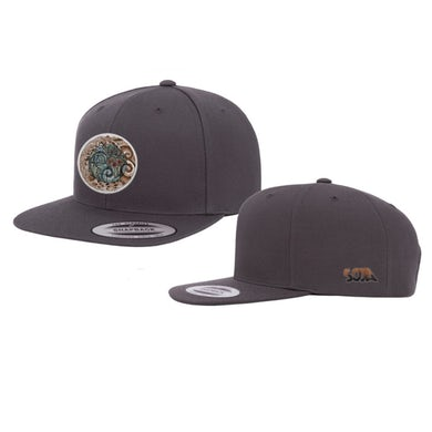 SOJA - The Covers EP Classic Snapback Hat