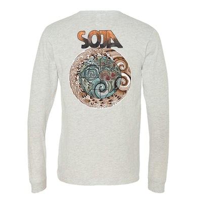SOJA - The Covers EP Long Sleeve Tee