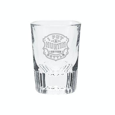 Margo Price Hurtin' Shot Glass