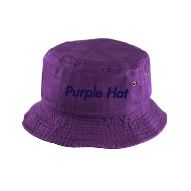 Sofi Tukker Purple Hat Bucket Hat