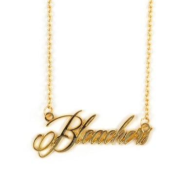 Bleachers Gold Necklace