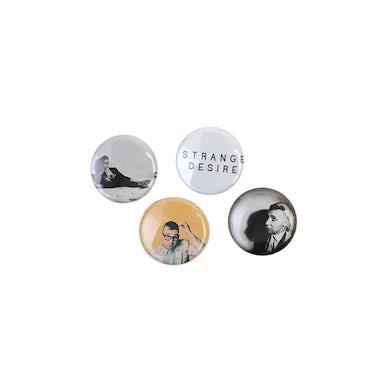 Bleachers Album Pin Pack