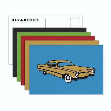 Bleachers Hand Drawn Postcard Set