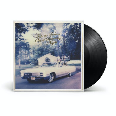 Bleachers Take the Sadness Out of Saturday Night LP – Webstore Exclusive (Cadillac Cover) (Vinyl)