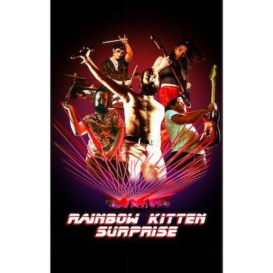 Rainbow Kitten Surprise RKS Movie Poster