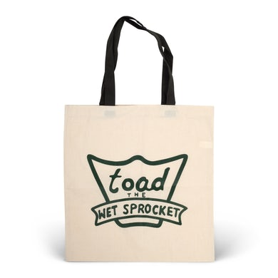 Toad The Wet Sprocket Logo Tote