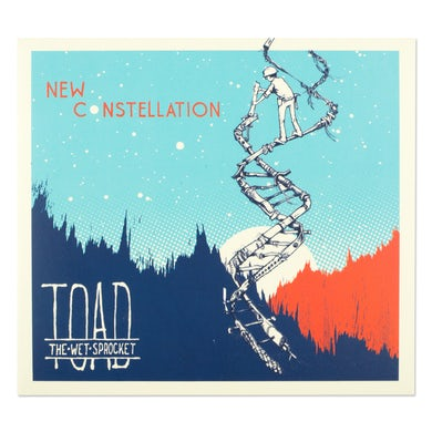 Toad The Wet Sprocket New Constellation CD