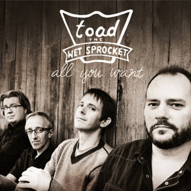 Toad The Wet Sprocket All You Want CD
