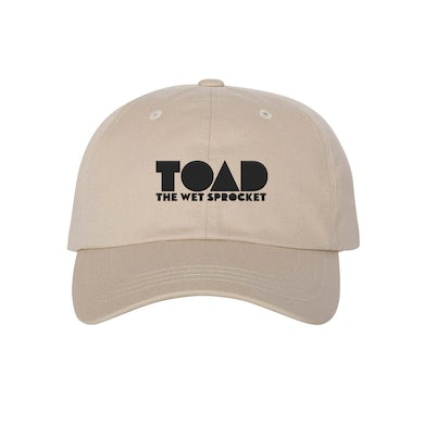Toad The Wet Sprocket TOAD Dad Hat (Khaki)
