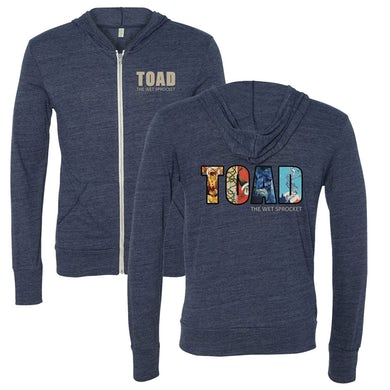 Toad The Wet Sprocket Album Cover Jersey Hoodie