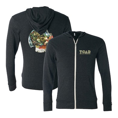 Toad The Wet Sprocket TOAD Starting Now Lightweight Hoodie