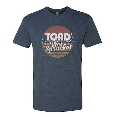 Toad The Wet Sprocket Sunset Tee