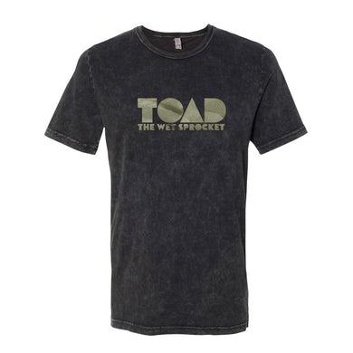Toad The Wet Sprocket TOAD Logo Tee (Mineral Wash)