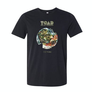 Toad The Wet Sprocket TOAD Starting Now Tee