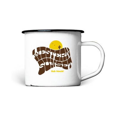 Bob Mould Sunshine Rock Enamel Mug