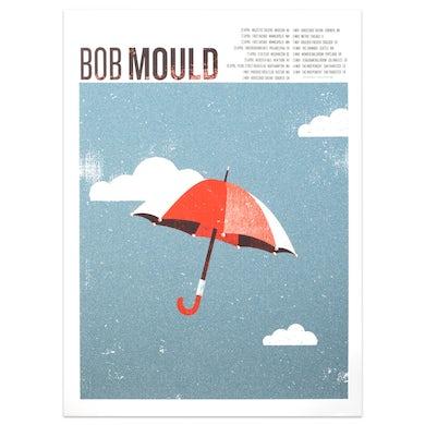 Bob Mould Umbrella 2016 Tour Poster