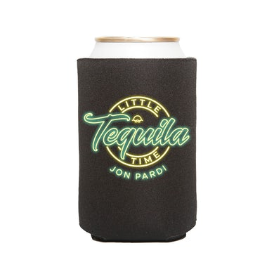 Jon Pardi Tequila Little Time Can Cooler